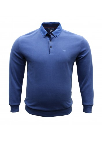 PULL COL CHEMISE GT